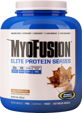 MyoFusion Elite Protein Series 4lb